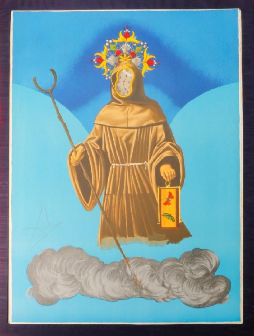 "Salvador Dali ""Visions Surrealiste"" 1976 Portfolio - 2"