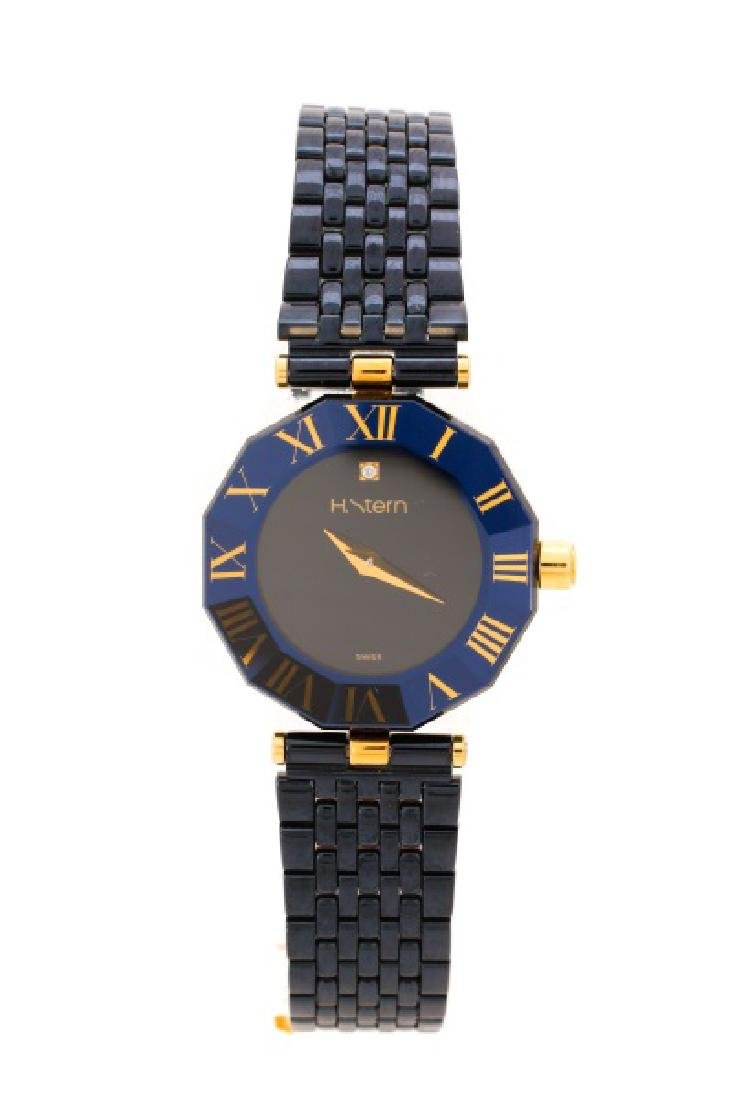 H. Stern Ladies Sapphire Collection Wrist Watch