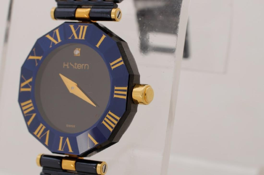 H. Stern Ladies Sapphire Collection Wrist Watch - 2