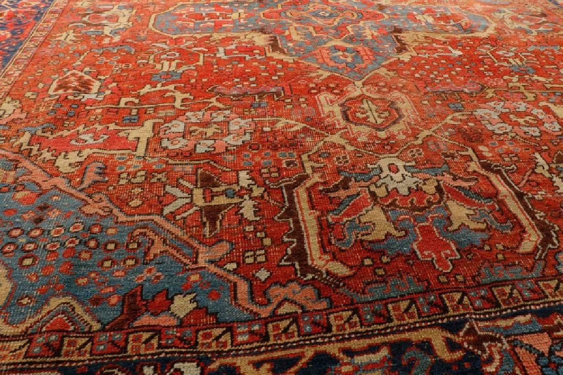 "Hand Woven Persian Rug - 11' 3 x 9' 1"" - 2"