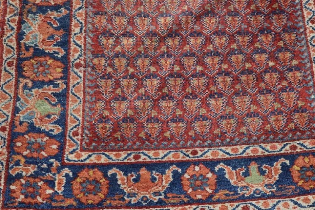 """Hand Woven Persian Runner 3' 3' x 15' 2"""" - 2"""