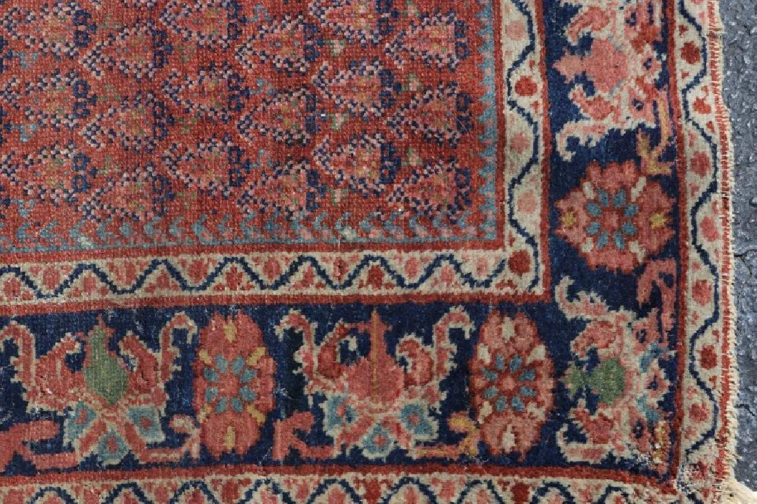 """Hand Woven Persian Runner 3' 3' x 15' 2"""" - 5"""