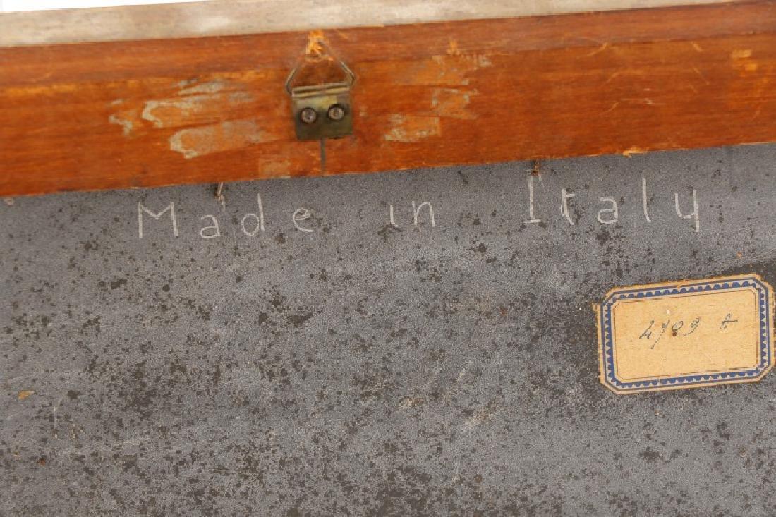 Richard Blow Pietra Dura Marble Plaque, Montici - 7