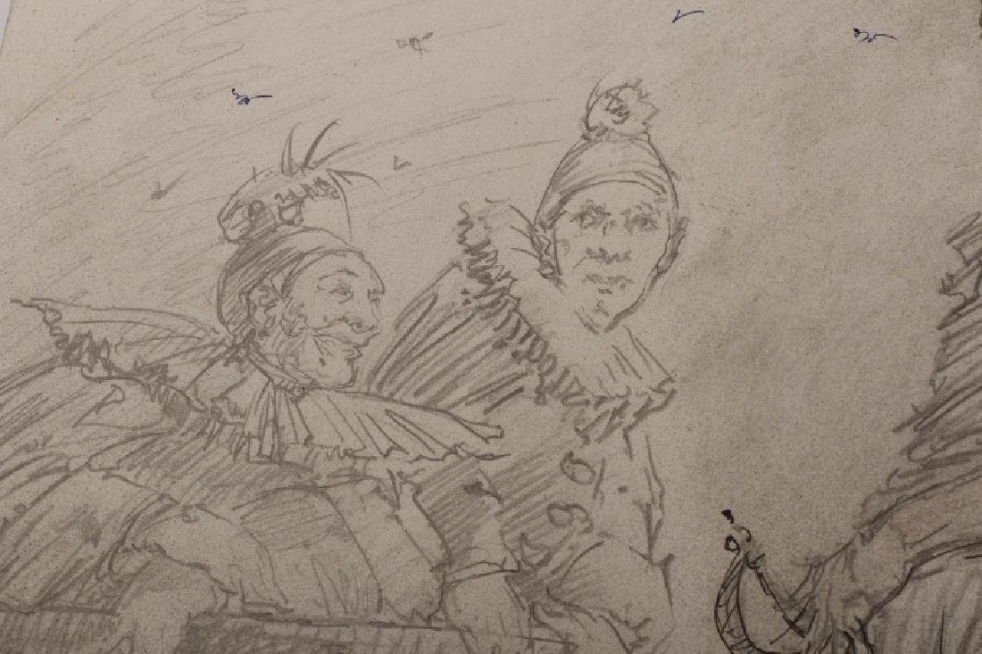 """Ben Smith, """"18th Century Trade in Kippered Clowns"""" - 8"""