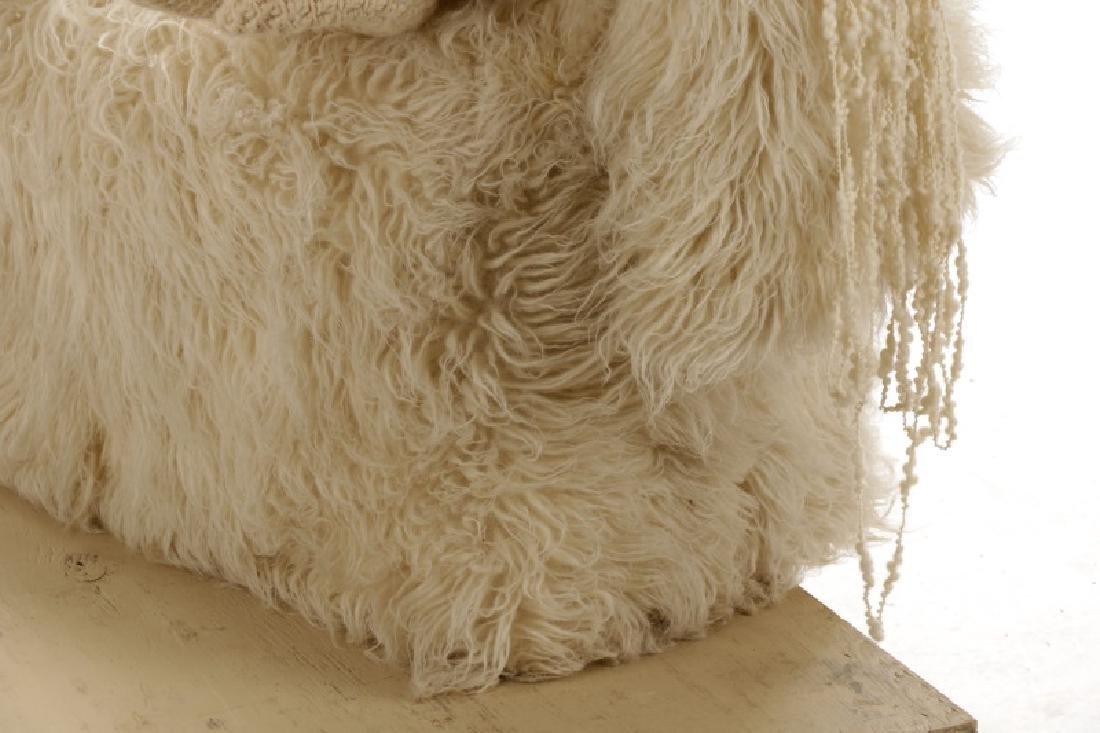 Edna Cataldo Sculptural Ram Bench - 10