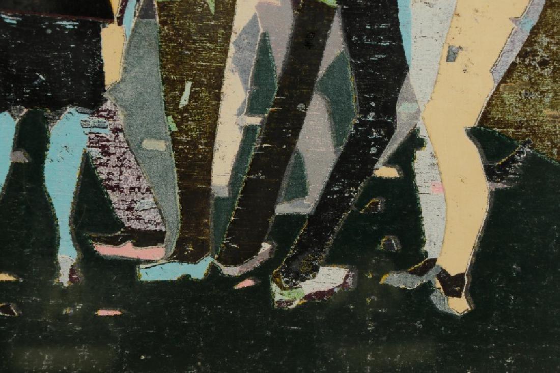 """Michael Ellison, """"Feet Don't Fail Me Now"""", Signed - 5"""