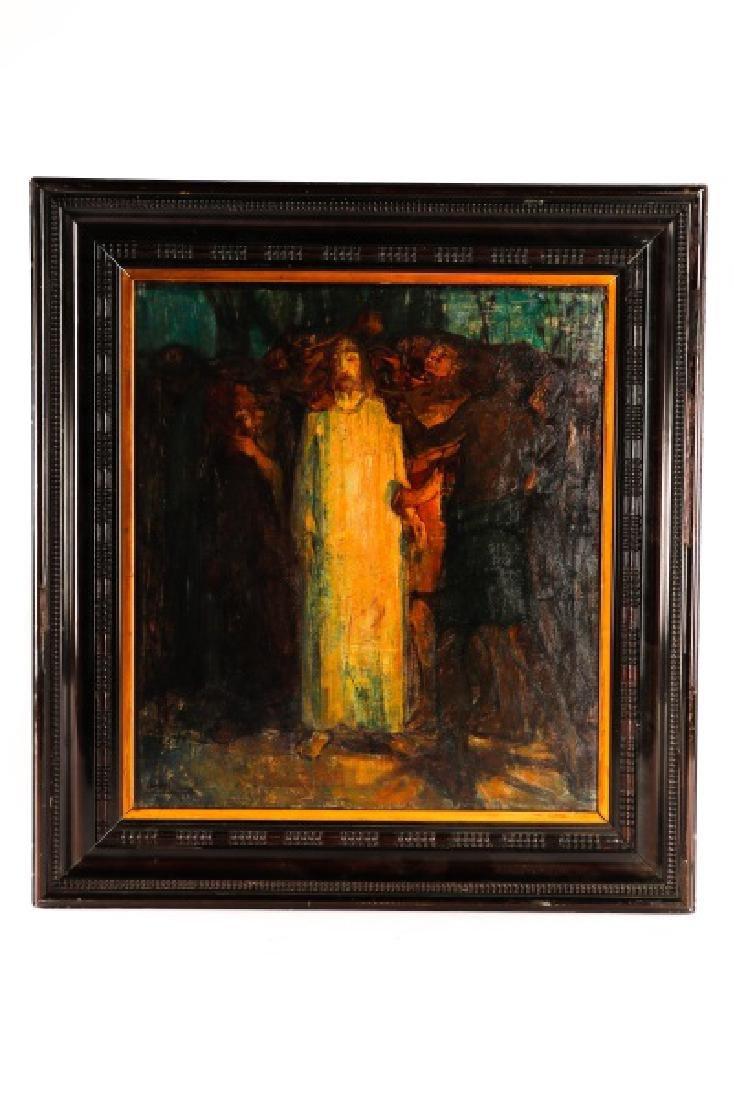 Albert Alleman, Christ in the Garden of Gethsemane