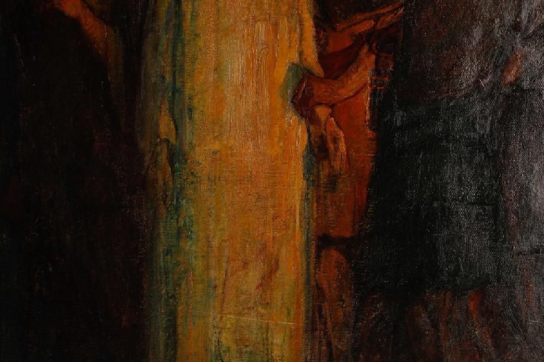 Albert Alleman, Christ in the Garden of Gethsemane - 4