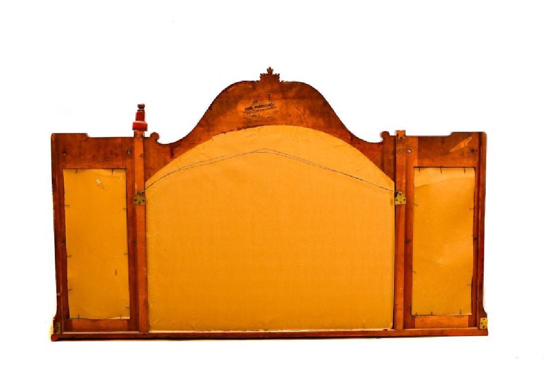 American Cherry Renaissance Revival Style Mirror - 7