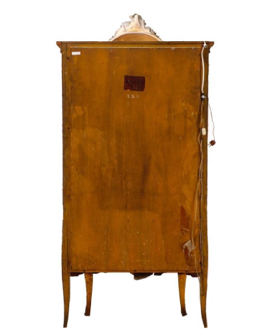 Louis XV Style Vitrine Cabinet, Robert Mitchell - 5