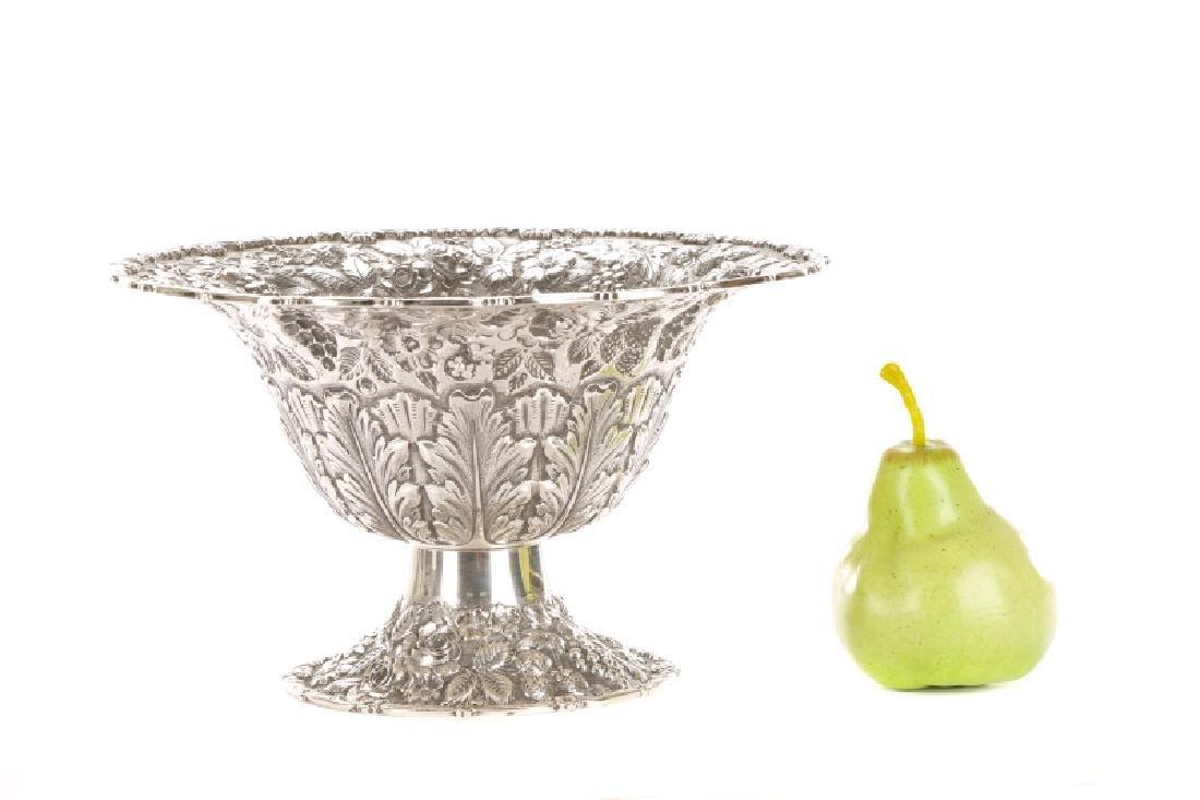 Loring Andrews, Cincinnati Sterling Fruit Bowl - 7