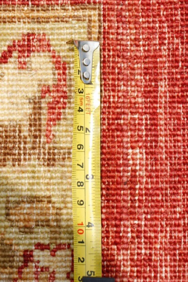 "Palatial Hand Woven Persian Rug - 10' 7"" x 18' 1"" - 6"