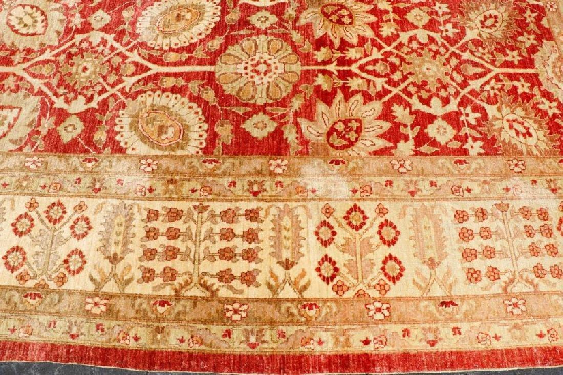 "Palatial Hand Woven Persian Rug - 10' 7"" x 18' 1"" - 7"