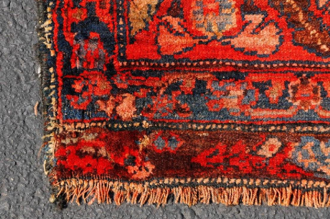 "Palatial Hand Woven Persian Heriz - 13' x 17' 10"" - 3"