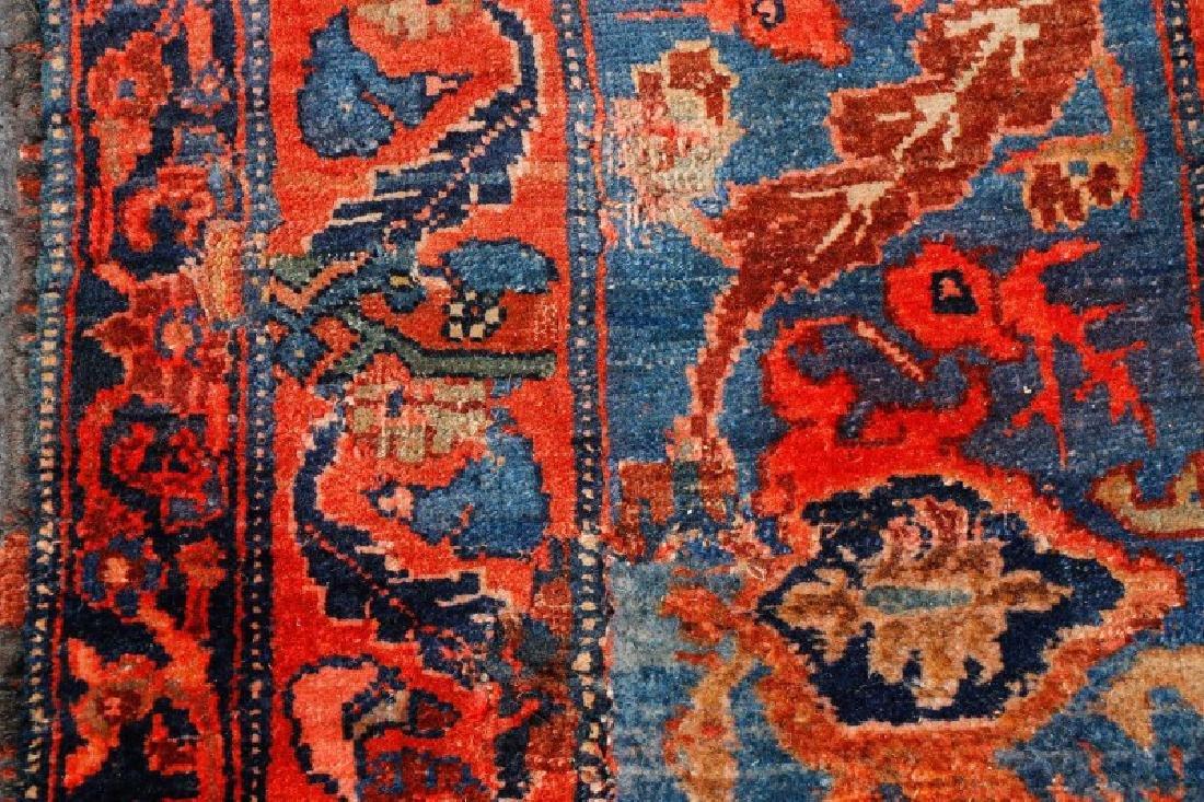 "Palatial Hand Woven Persian Heriz - 13' x 17' 10"" - 4"
