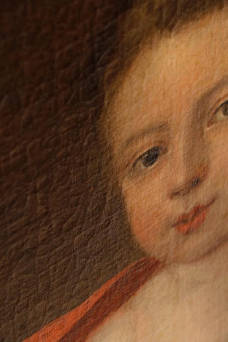 """British School, """"George III as a Boy"""", O/C - 4"""