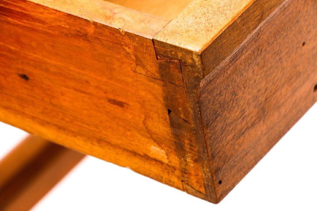 French Louis Philippe Style Bureau Plat Desk - 10