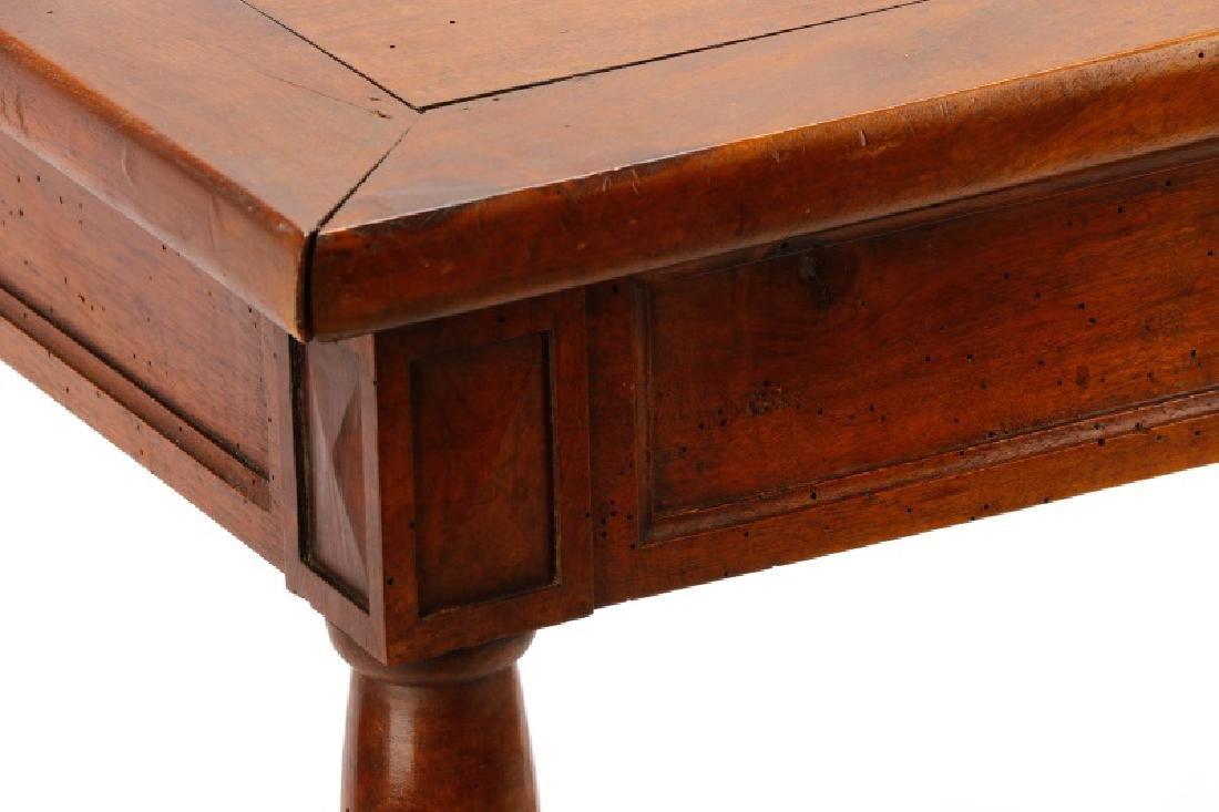 French Louis Philippe Style Bureau Plat Desk - 4