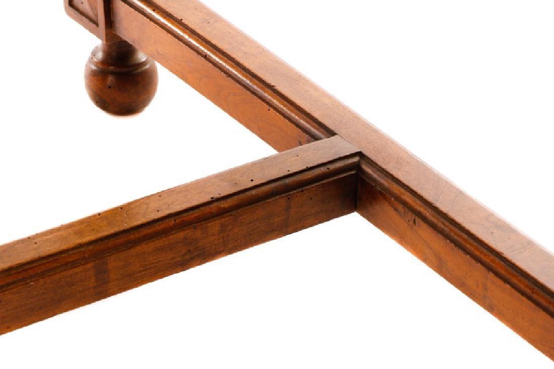 French Louis Philippe Style Bureau Plat Desk - 7