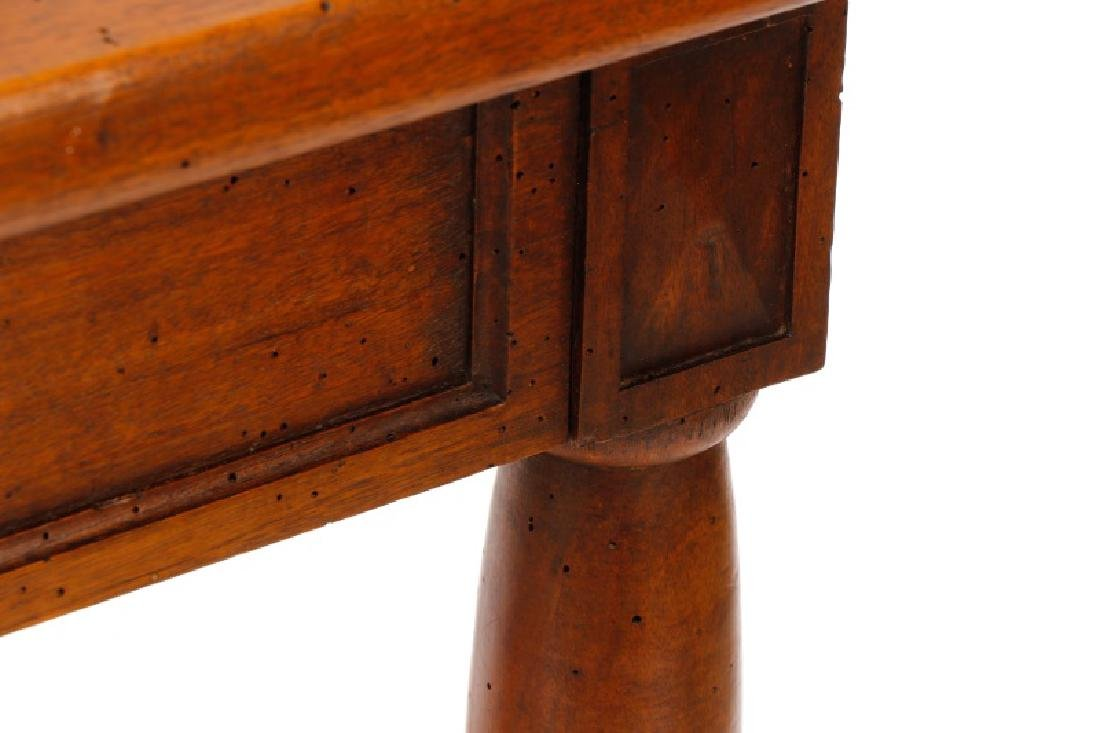 French Louis Philippe Style Bureau Plat Desk - 9