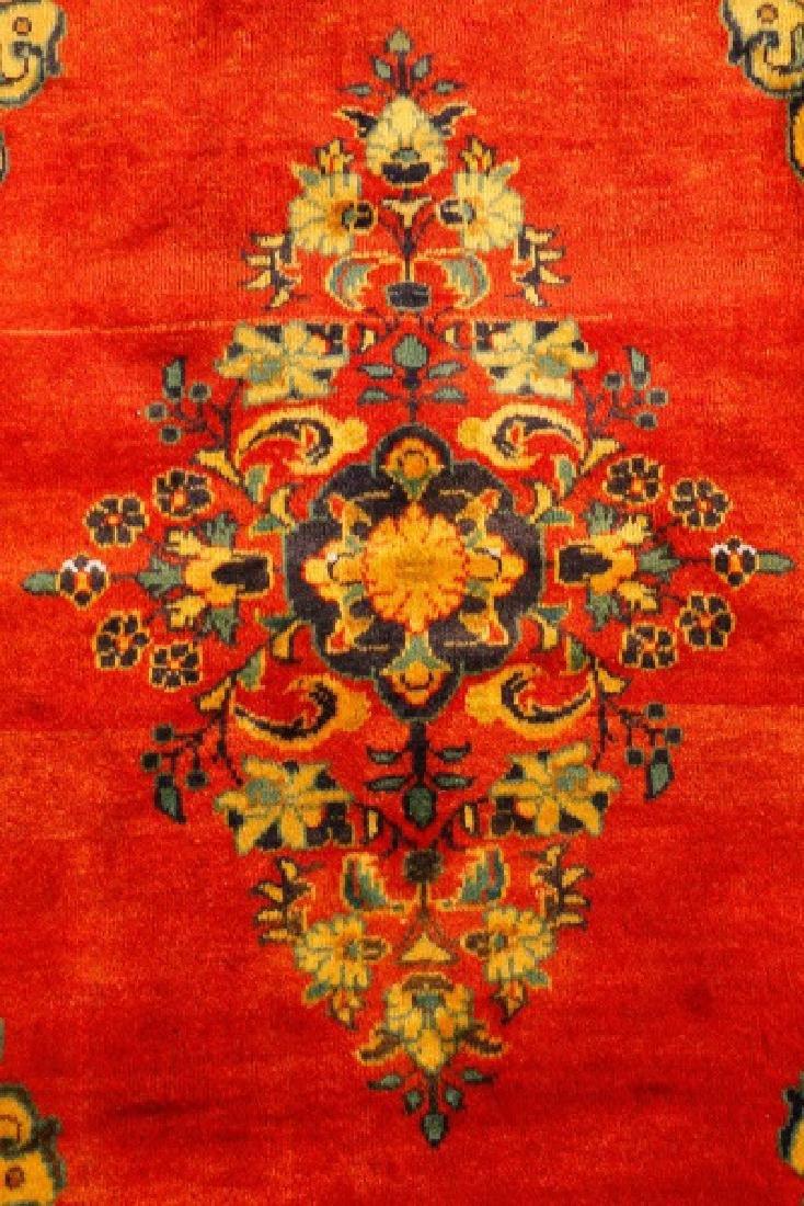Hand Woven Persian Khamseh - 4' 7'' x 6' 5'' - 2