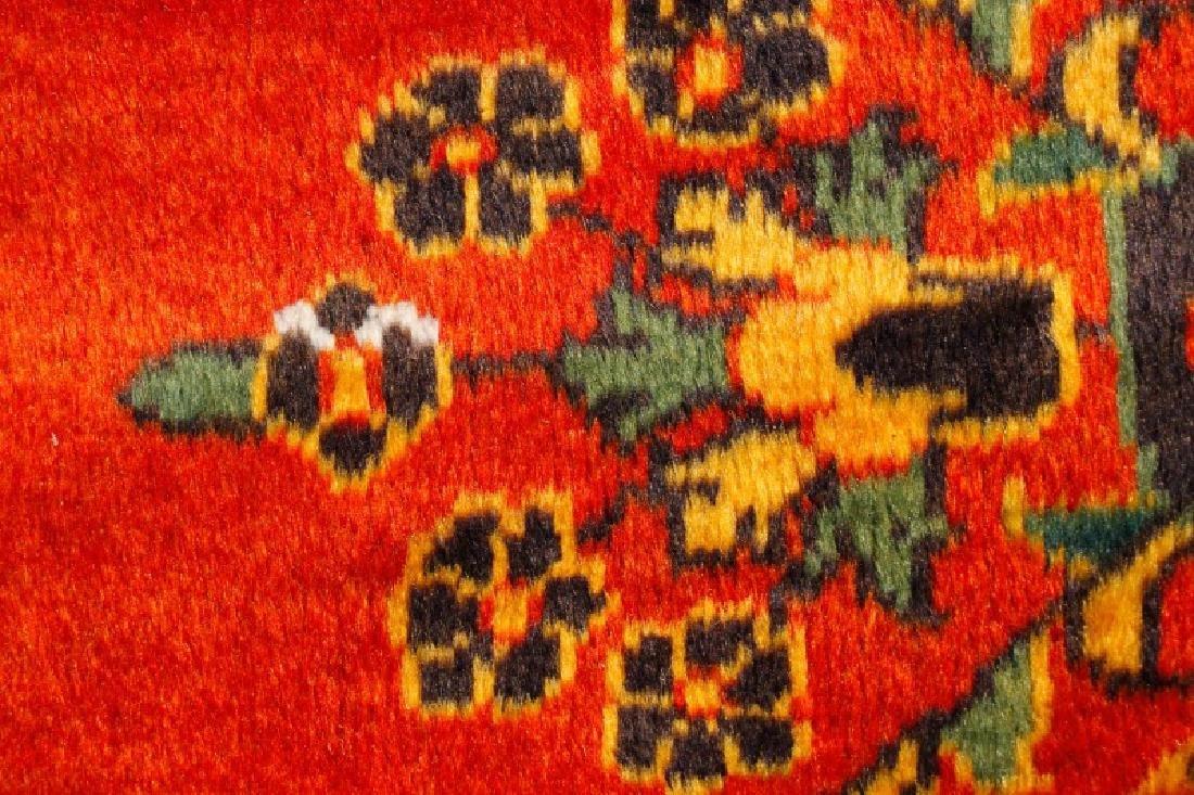 Hand Woven Persian Khamseh - 4' 7'' x 6' 5'' - 3