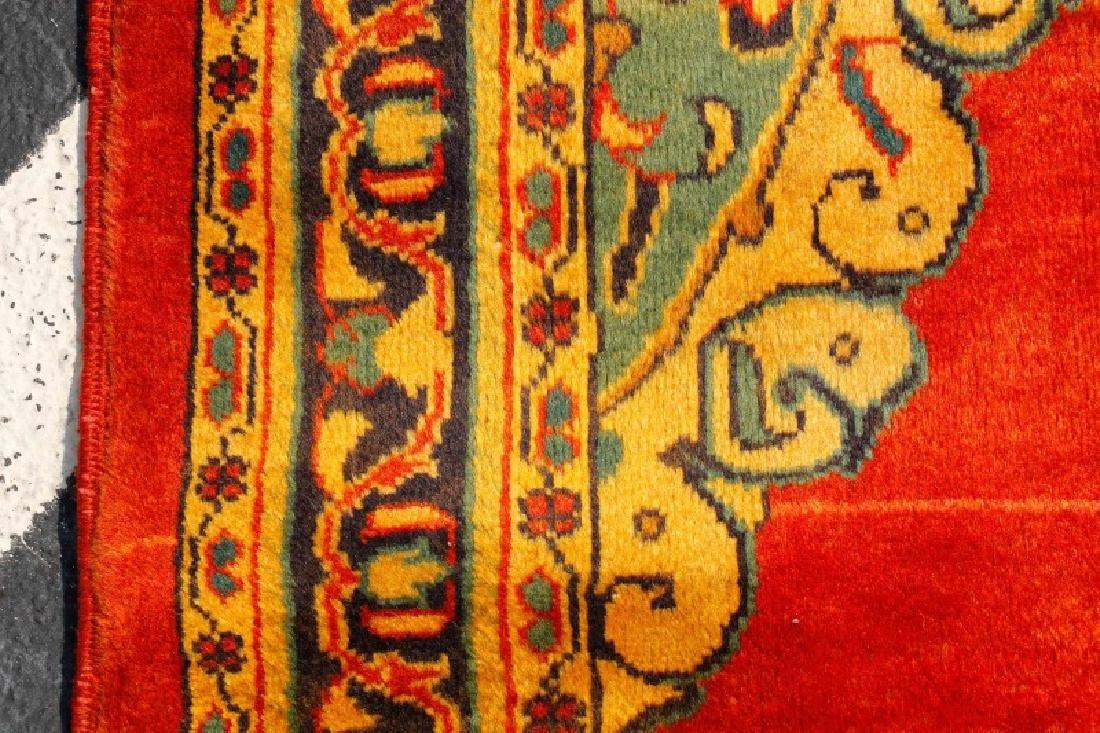 Hand Woven Persian Khamseh - 4' 7'' x 6' 5'' - 4