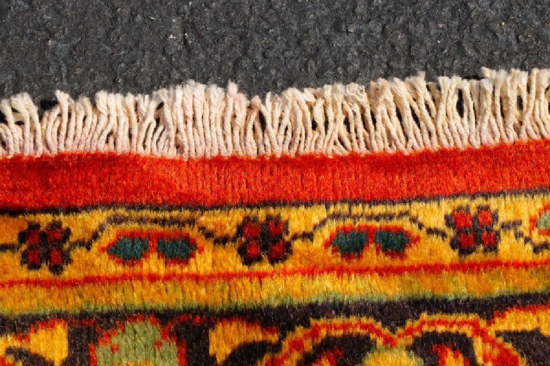 Hand Woven Persian Khamseh - 4' 7'' x 6' 5'' - 5