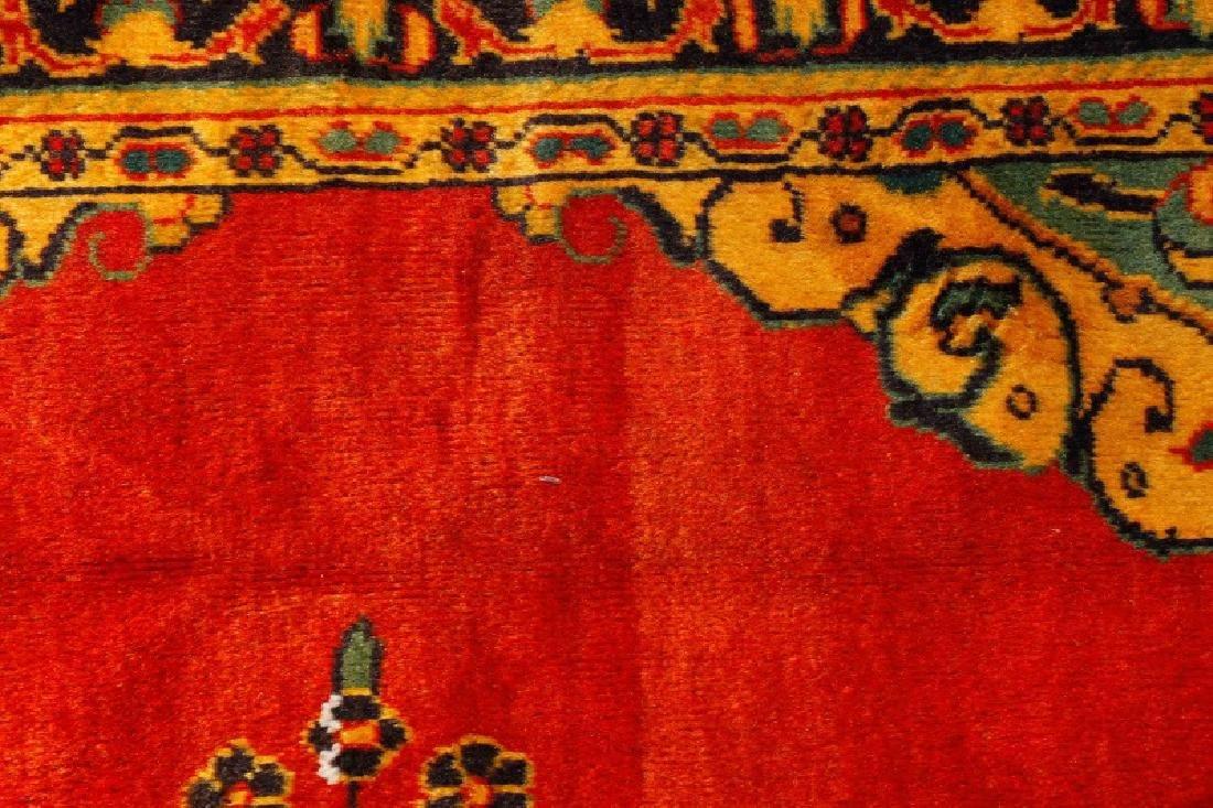 Hand Woven Persian Khamseh - 4' 7'' x 6' 5'' - 6