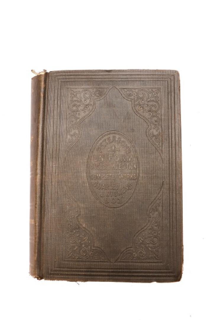 7 Charles Dickens Works, T. B. Peterson, 1861 - 2