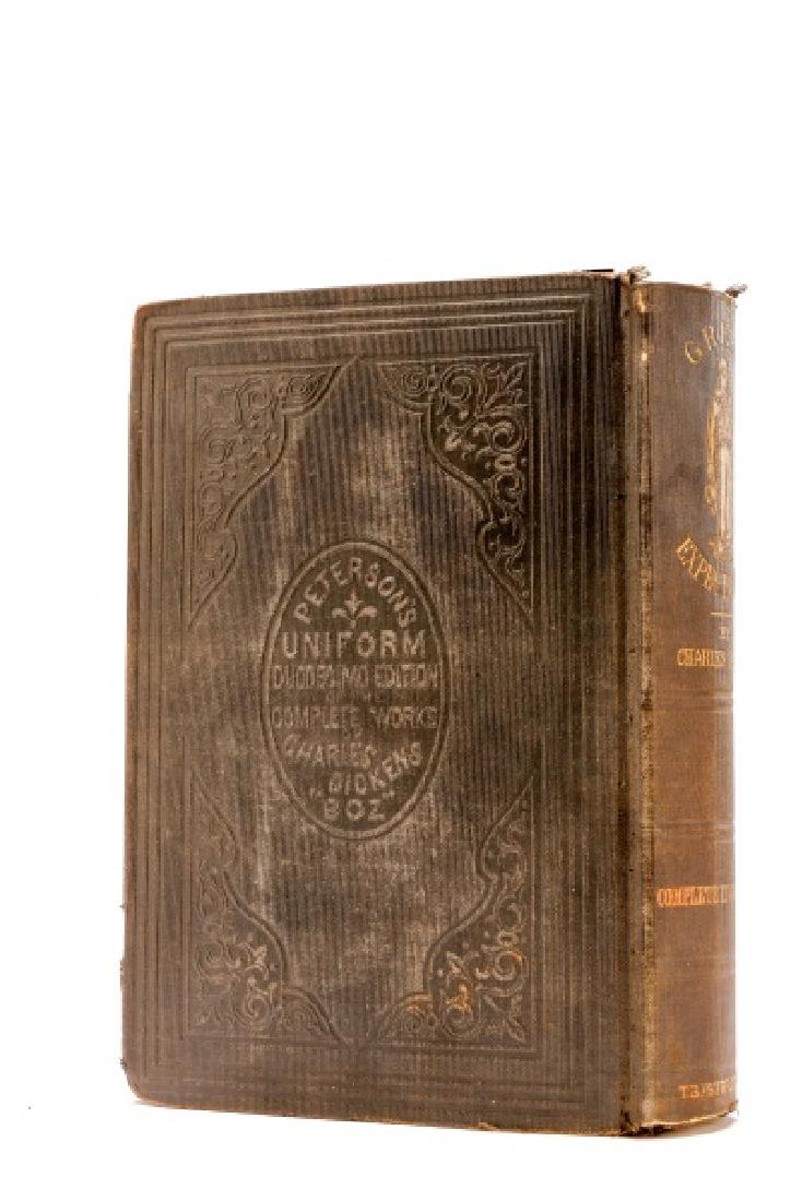 7 Charles Dickens Works, T. B. Peterson, 1861 - 5