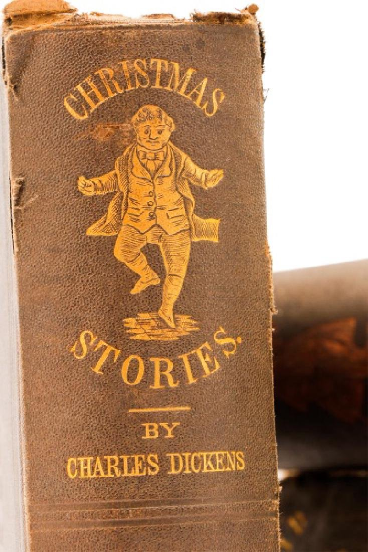 7 Charles Dickens Works, T. B. Peterson, 1861 - 9