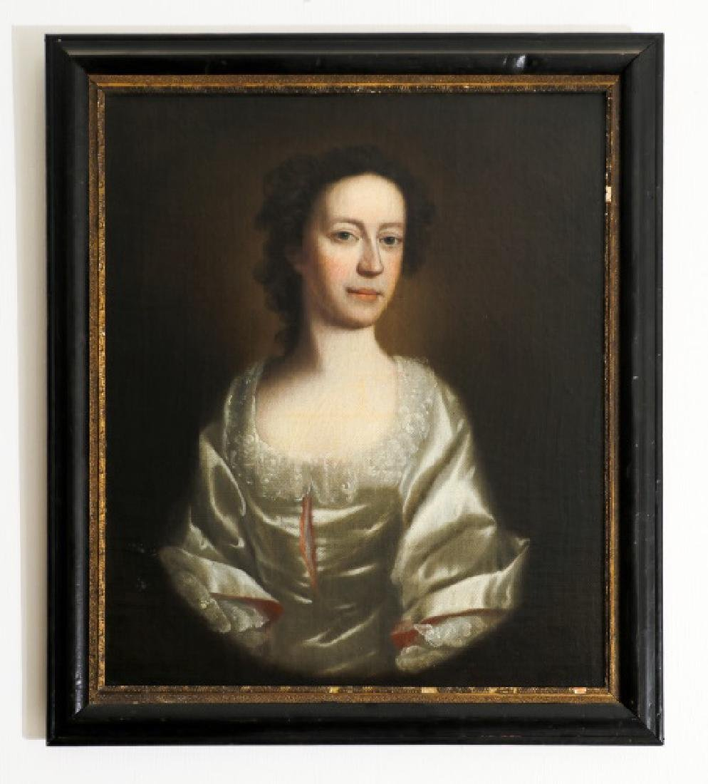 Circle of Allan Ramsay, Portrait of a Lady, O/C