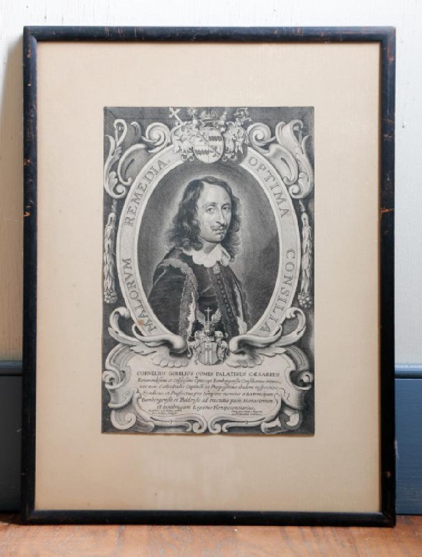 A. Van Hulle, Portrait of C.G.C.P. Caesareus