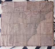 John Cary, Map United States, Treaty of Peace 1783