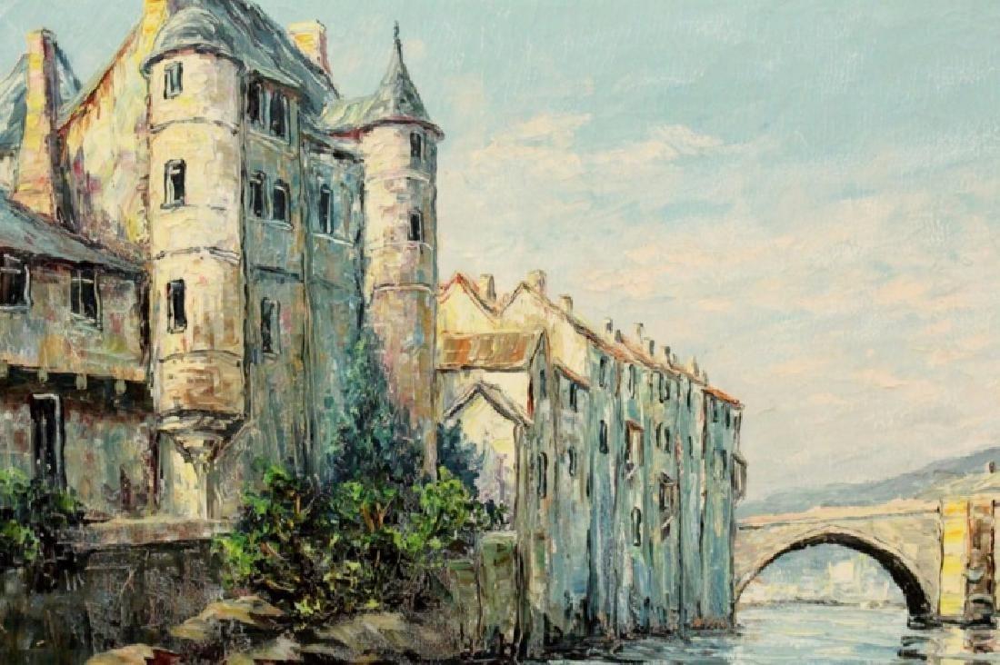 20th C. European Landscape Oil Painting - 3