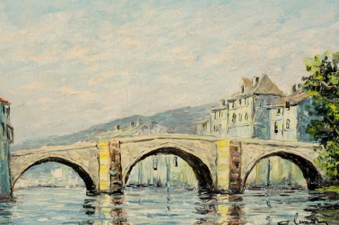 20th C. European Landscape Oil Painting - 4