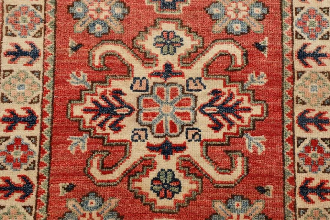 "Hand Woven Persian Kazak (2' 11"" x 2') - 2"