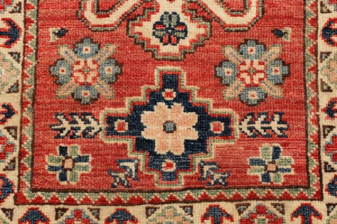 "Hand Woven Persian Kazak (2' 11"" x 2') - 6"