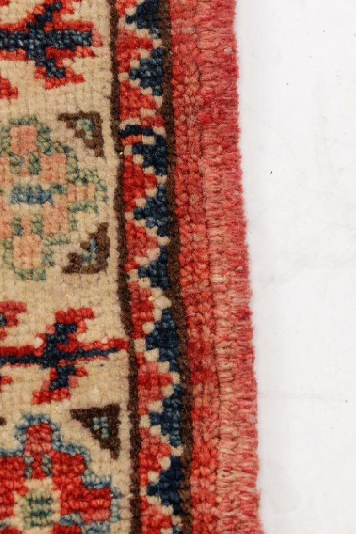 "Hand Woven Persian Kazak (2' 11"" x 2') - 7"
