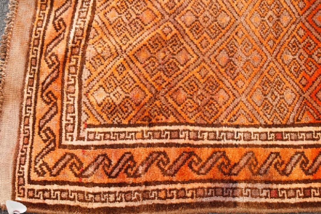 "Hand Woven Anatolian Area Rug 4' 5"" x 7' 3"" - 2"