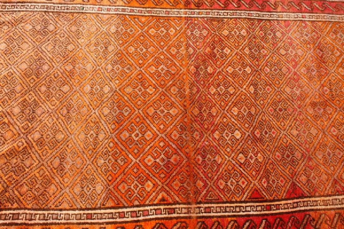 "Hand Woven Anatolian Area Rug 4' 5"" x 7' 3"" - 3"