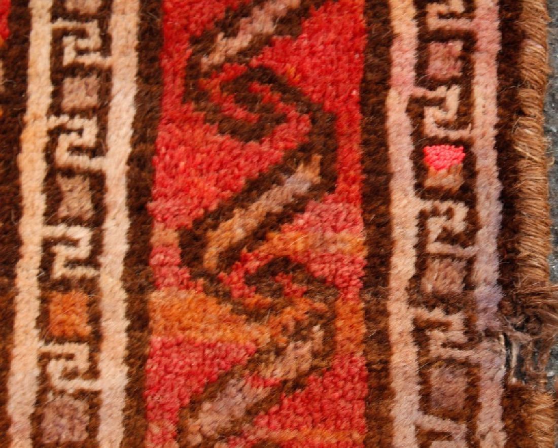 "Hand Woven Anatolian Area Rug 4' 5"" x 7' 3"" - 4"