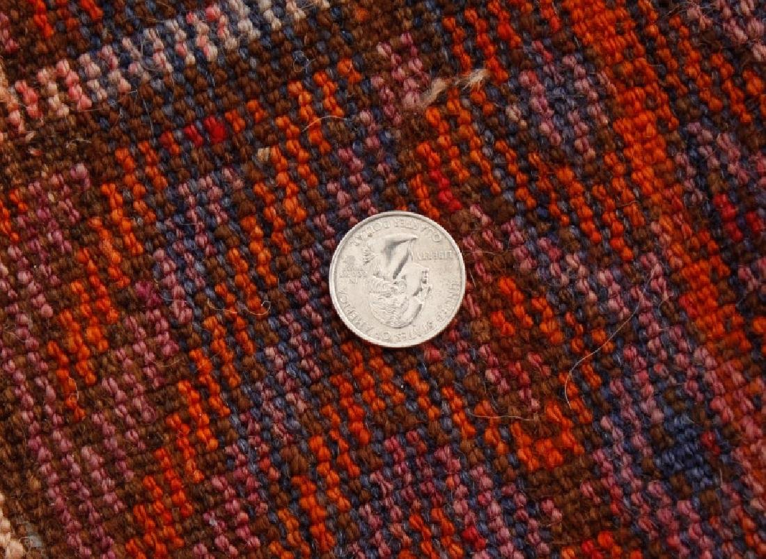 "Hand Woven Anatolian Area Rug 4' 5"" x 7' 3"" - 5"