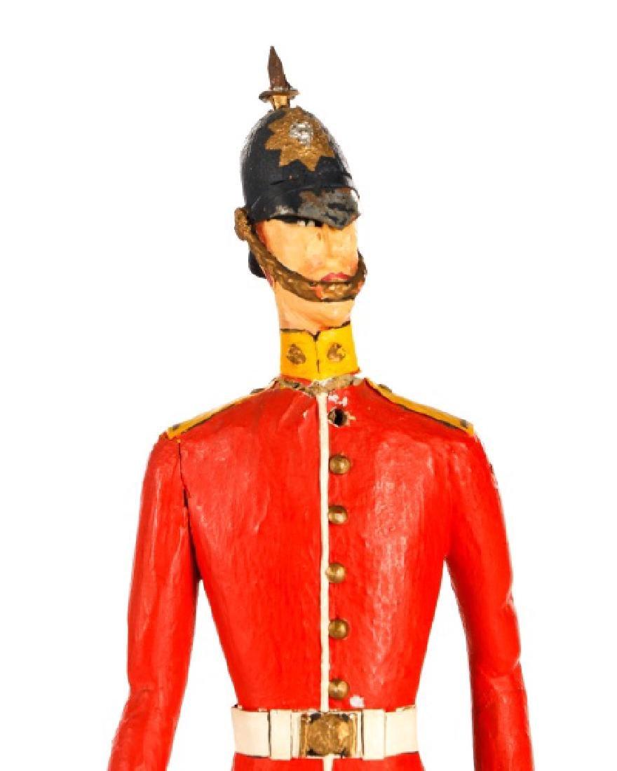 Cliff Arquette Middlesex Regiment Military Figure - 2