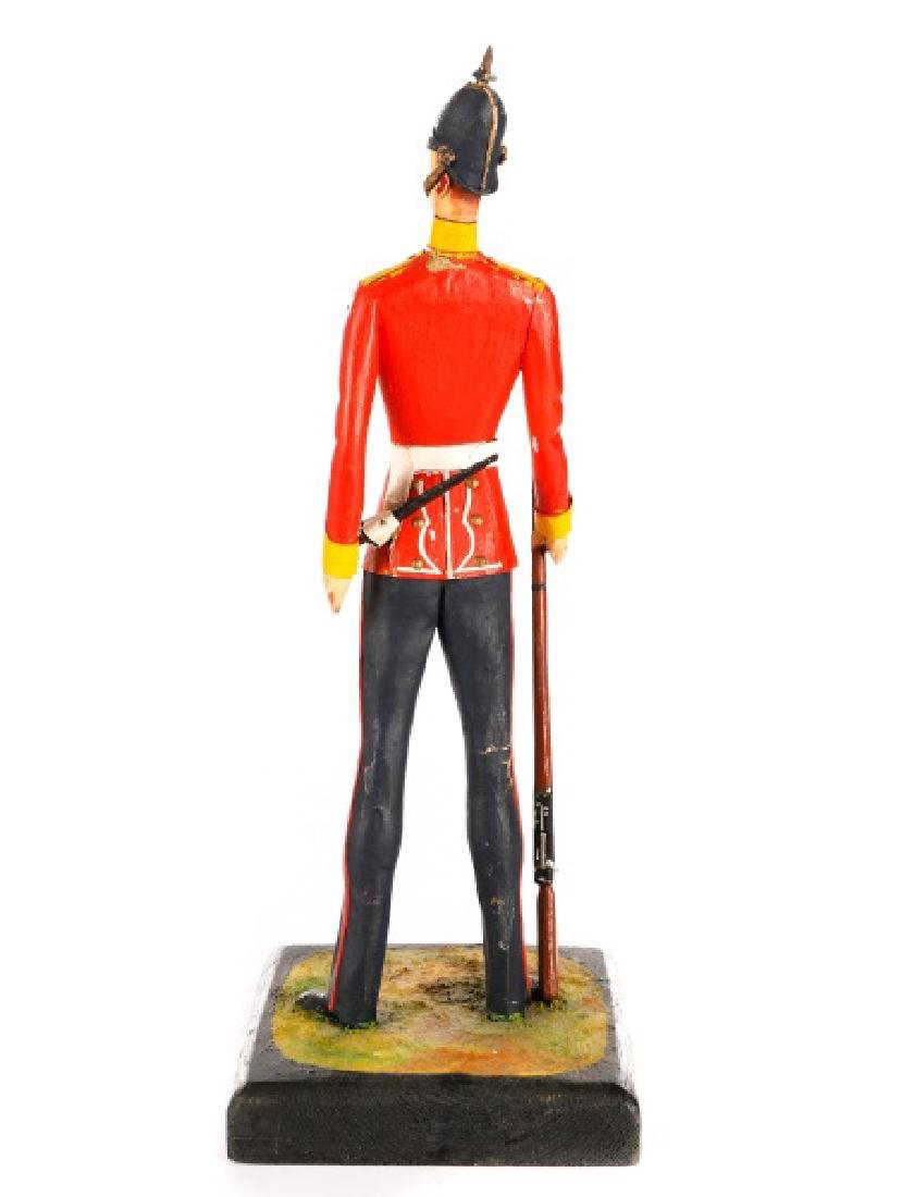 Cliff Arquette Middlesex Regiment Military Figure - 7