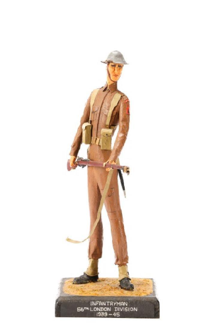 Arquette, London Infantryman Military Figure,