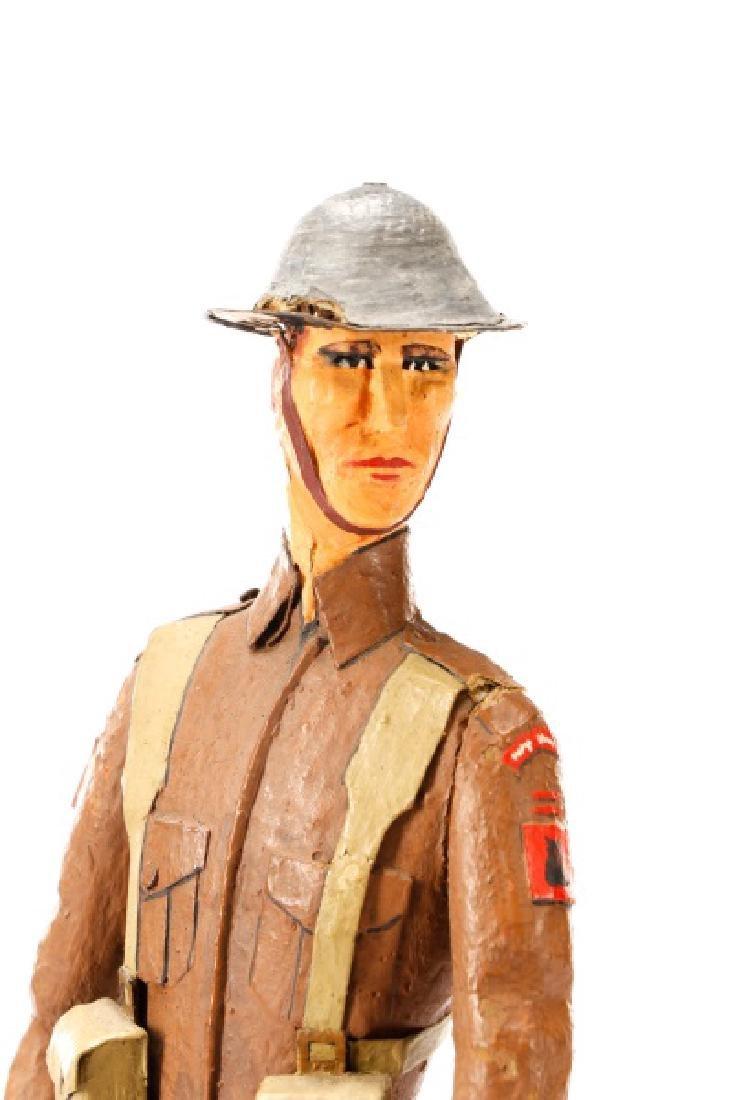 Arquette, London Infantryman Military Figure, - 2
