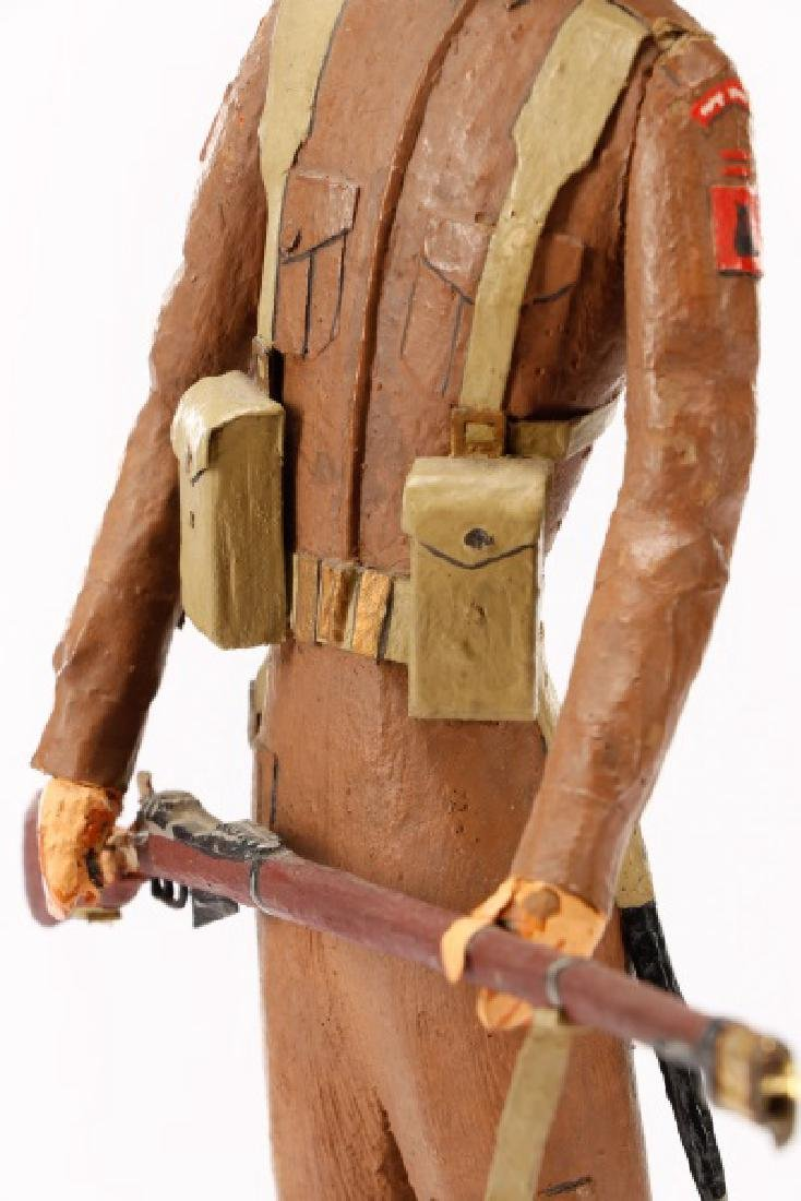 Arquette, London Infantryman Military Figure, - 3