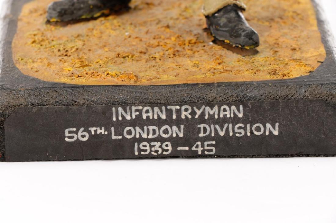 Arquette, London Infantryman Military Figure, - 5